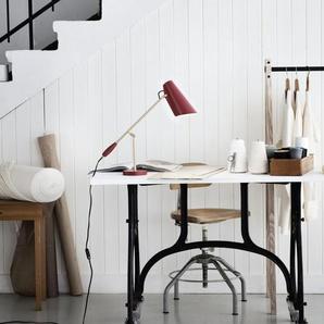 Northern Lampe de table Birdy - blanc