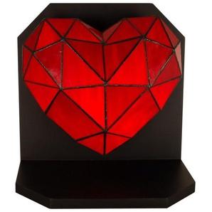 Lampe de chevet avec paralume en verre s cm H33xL36xS20 Artedalmondo TH03005