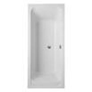 Baignoire Villeroy & Boch acrylique rectangulaire Architectura Duo, UBA199ARA2V 1900x900mm, Coloris: blanc-alpin - UBA199ARA2V-01