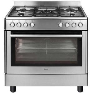 Maxi cuisinière 90 cm mixte BEKO GM 15121 DX