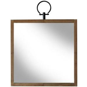 Miroir carré vintage Glory - Boite à design
