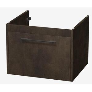 Royal Plaza Timothy Meuble sous-lavabo 58x49.5cm avec 1 tiroir bronze 70592