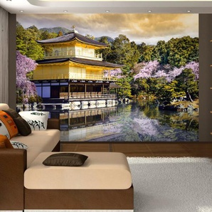 Papier peint - Paysage japonais