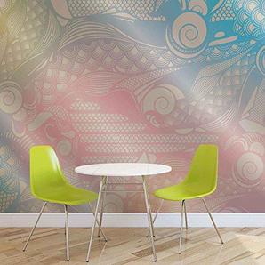 Papier Peint Décor ForWall Art abstrait AF1420VEXXXL (416cm x 290cm) Murale Art Image