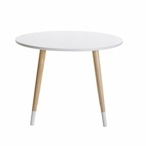 Table ronde enfant blanche D60 Dreams