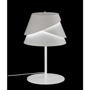 Lampe à poser Alboran blanche