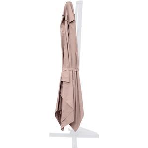 Toile beige pour parasol Cesare 3x4m