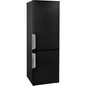 Réfrigérateur Combiné Schneider Consumer Group SCB250B - 250 litres Classe A+ Noir