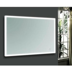 Royal Plaza Freya Miroir 80x80cm avec éclairage LED autour 64881