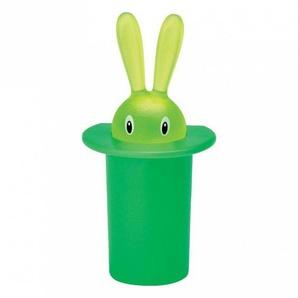 Alessi Magic Bunny - Porte Cure-Dents - vert