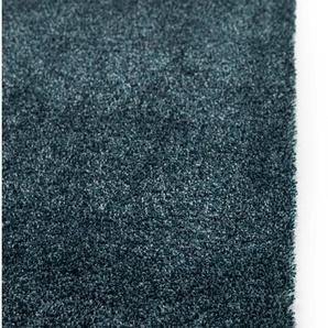 Tapis de Bain Wisby Turquoise 80x150 cm - Tapis pour salle de bain