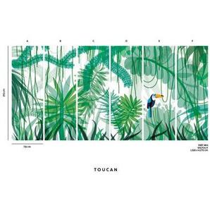 Fresque Naama - rouleau 468 x 250 cm