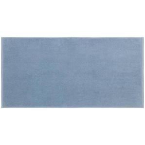 Blomus Tapis de bain Piana 50x100cm - bleu ashley/LxP 100x50cm