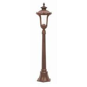 Lampadaire Extérieur Chicago 1x100W Bronze rouillé - ELSTEAD LIGHTING