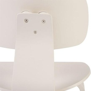Chaise enfant Eames LCW - Blanc