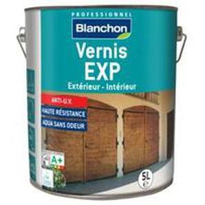 Vernis EXP Incolore Satiné 5L - BLANCHON