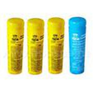 Pack 3 Cartouches brome + 1 cartouche Minéraux - SPA FROG