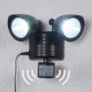 Projecteur solaire LED à deux lampes Tamar
