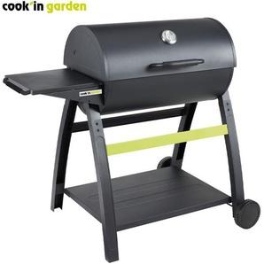 Barbecue charbon de bois TONINO 1 Cookin Garden