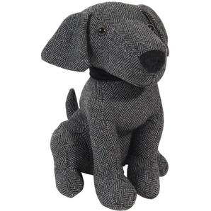 Cale-porte chien en tissu H 28 cm MYLO