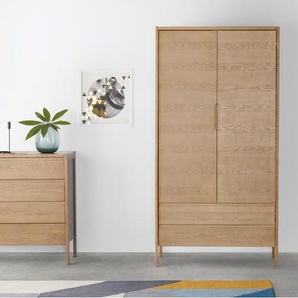 Ledger, armoire 2 portes, chêne