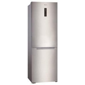 Réfrigérateur Combiné Haier HBM-686XNF - 317 litres Classe A+ Argent