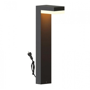 Borne Vénus 32 LED SMD 10W 12V | blanc-neutre-4000k - anthracite - LUMIHOME