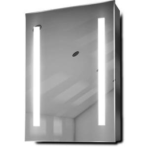 Armoire De Toilette Led Jace Avec Anti-Buée, Capteur, Rasoir K354 - DIAMOND X COLLECTION
