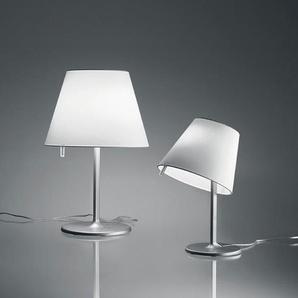 Artemide Lampe de table Melampo - gris aluminium
