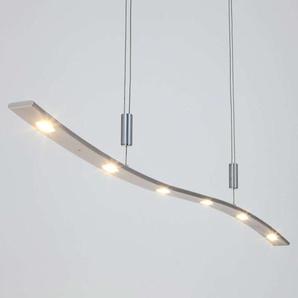 Suspension LED Xalu à hauteur réglable 120 cm