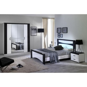 Judith Noir - Chambre 140x190cm