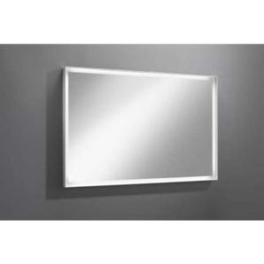 Royal Plaza Freya Miroir 80x80cm avec éclairage LED autour et réglage dintensité blanc 78695