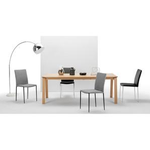 Luka, table extensible 6 à 10 personnes, chêne