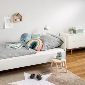 Tapis lavables pour enfants Bambini Star Beige 150x200 cm - Tapis lavable pour chambre denfants/bébé