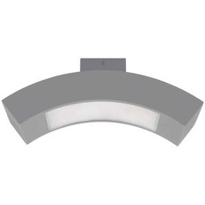 Luminaire pour plafond GRIS PEGASI 2W LED integrés IP44 Blanc Neutre extérieur KANLUX - 18155