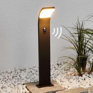 Timm - borne lumineuse LED avec capteur, 60cm