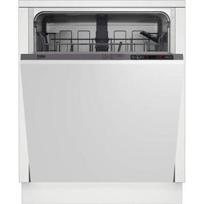 Lave-vaisselle Tout Integre 60cm Beko Pdin 25310