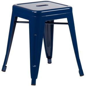 Tabouret LIX Bleu Marin - INDECEMI