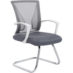 Chaise oscillante Bonnie C gris - CLP
