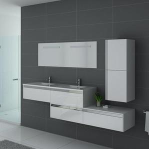 Meubles salle de bain BELLISSIMO B Blanc
