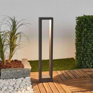 Borne lumineuse LED Jupp 60 cm gris graphite