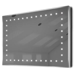 Miroir Ultra Fin À Variation Auto Rvb, Avec Anti-Buée Et Capteur K164Rgb - DIAMOND X COLLECTION
