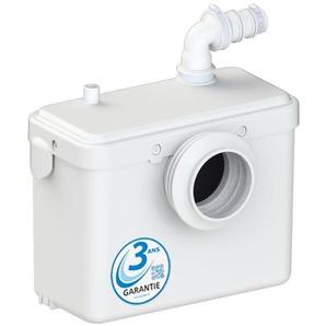 AQUASANI 1 - Broyeur sanitaire - MADE IN FRANCE et Garantie 3 ANS - AQUASSISTANCES