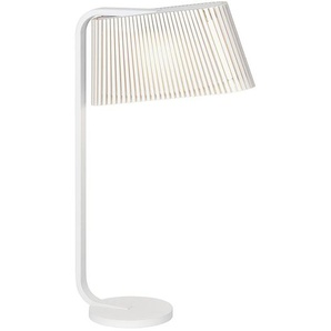 Secto Lampe de table Owalo 7020 - blanc