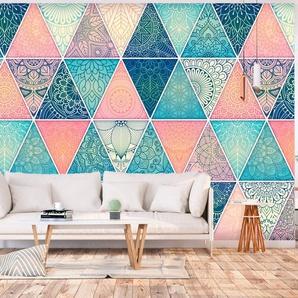 Papier peint - Oriental Triangles