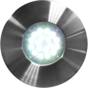 Projecteur LED piscine Nova inox brossé - CCEI - Pour niche standard PAR56 | Couleur RGBW 40W - ZX30