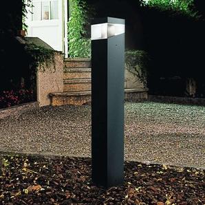 Élégante borne lumineuse LED de designer Tetragono