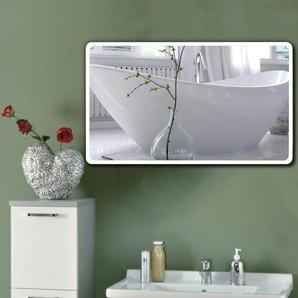 Miroir salle de bain avec éclairage miroir LCD pour salle de bain 1200*700 mm - OOBEST