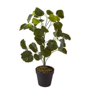 Plante artificielle - 45 h - Pot noir