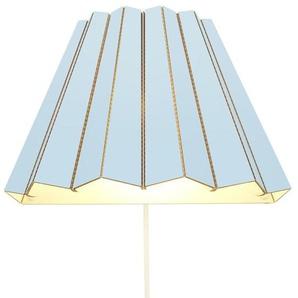 COMPLEATED-Applique Carton L40cm bleu ciel & Bros